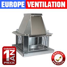 Europe ventilation for Prix cuisine professionnelle restaurant